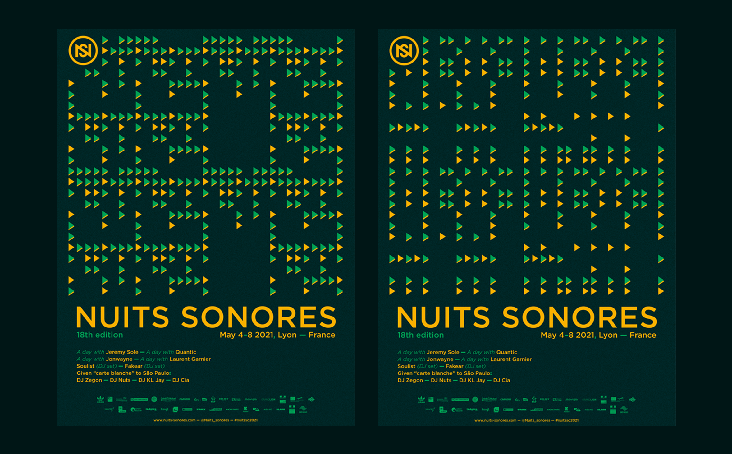 nuits sonores poster